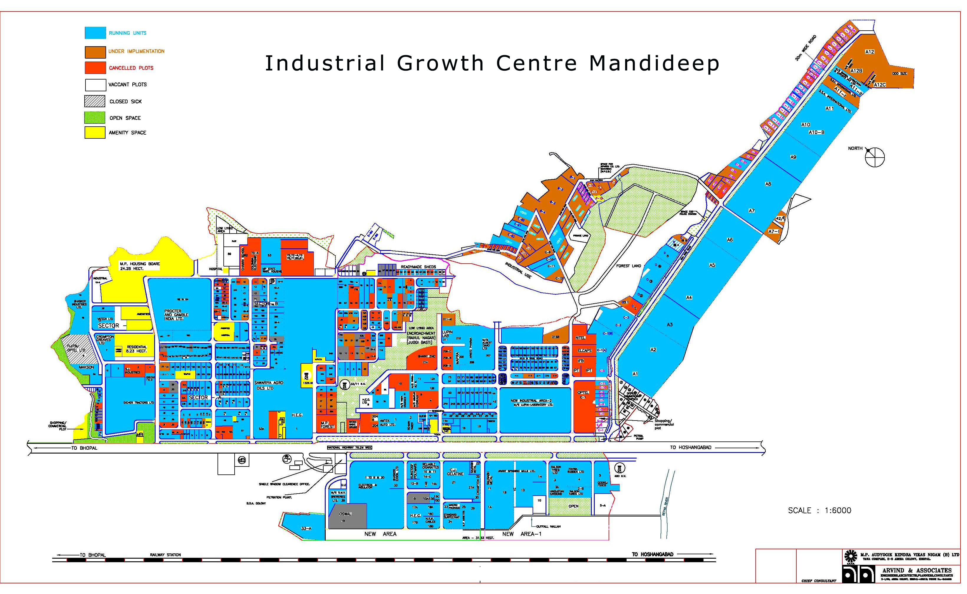 MP Industrial Development Corporation Limited
